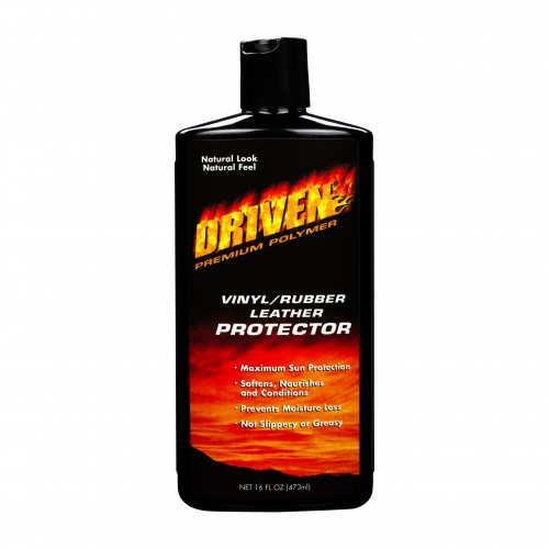 Driven Vinyl / Rubber / Leather Protector