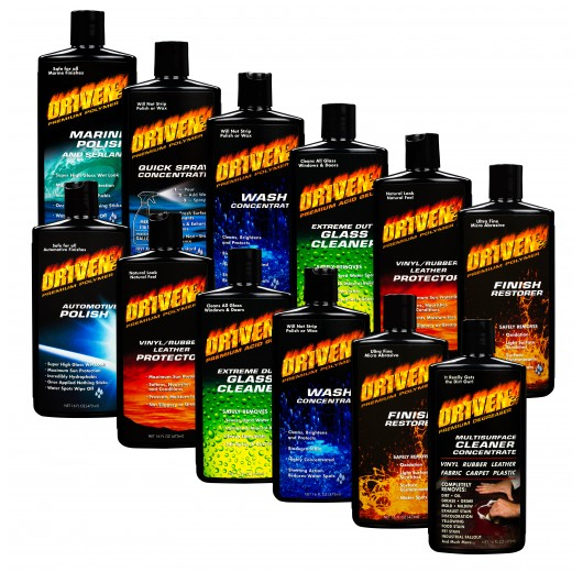 Driven 12 Pack Special - Any Combination of 12 Bottles